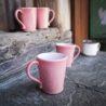 kamelo ceramika kubek różowy mat_06