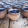 kamelo ceramika miseczka do świecy Rustic dla Green Dragonfly_01